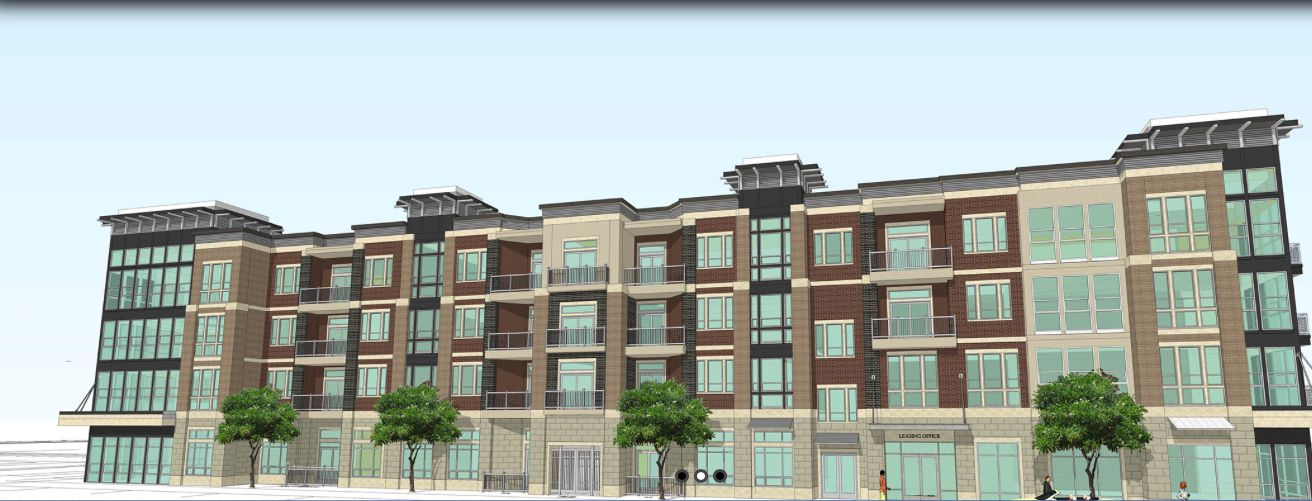 Stoneleigh Cos.' Waterford at Frisco apartments will have 381 units.