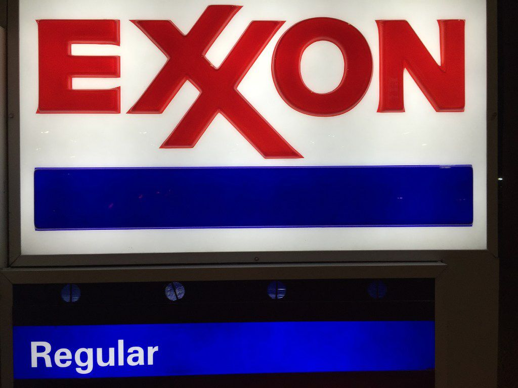 The Exxon/711 service station at the Hwy 67 and Danieldale Road exit in Duncanville, Texas on Thursday, July 27, 2017. STOCK  (Irwin Thompson/The Dallas Morning News)