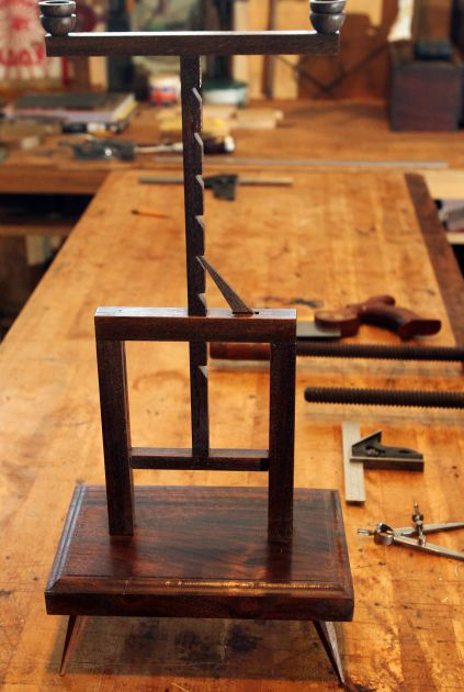 Dallas Woodworkers Find Their Creative Outlets From Furniture To Tv Props