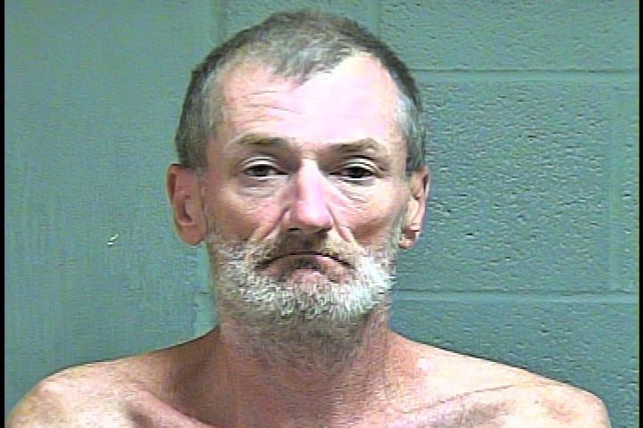Photo of Donald Ashcraft taken in 2019 at Oklahoma County Jail. Ashcraft, 51, was shot and killed Jan. 8, 2020, by Veterans Affairs officers during a confrontation outside the Dallas VA Medical Center.