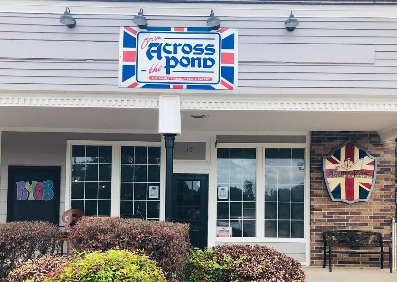 """Colleyville restaurant From Across the Pond will appear on the Food Network's """"Restaurant: Impossible."""""""