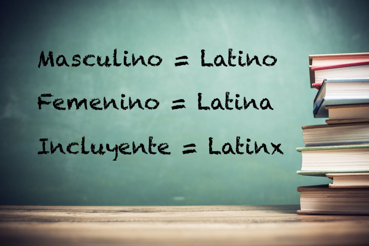Lenguage incluyente en Español.