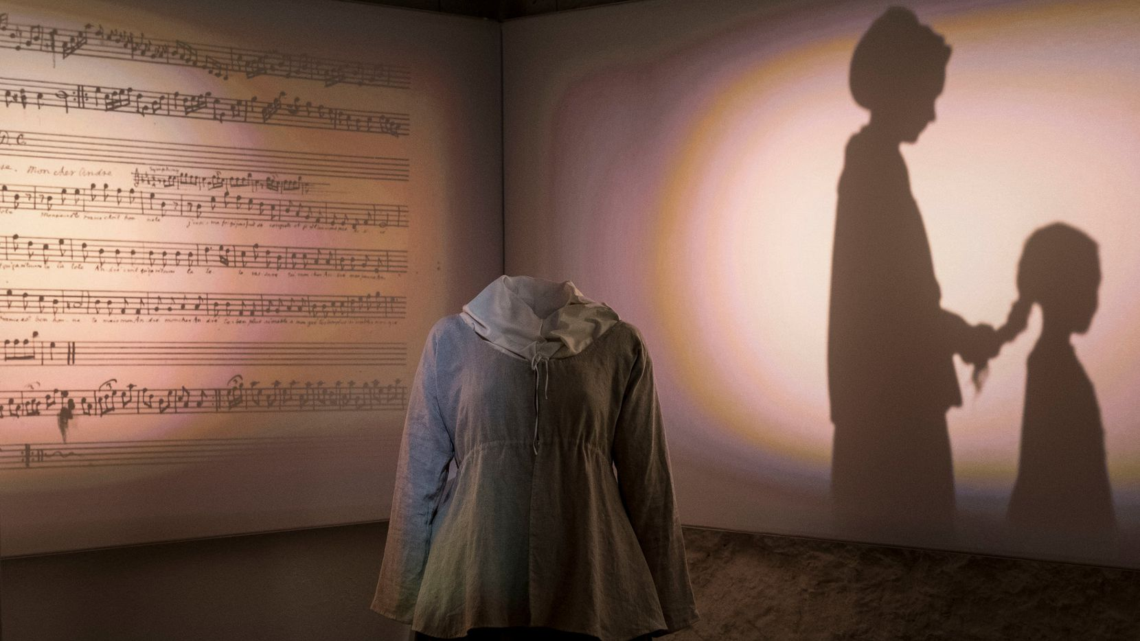 Dallas' exhibit will have a section that features Sally Hemings and her children.