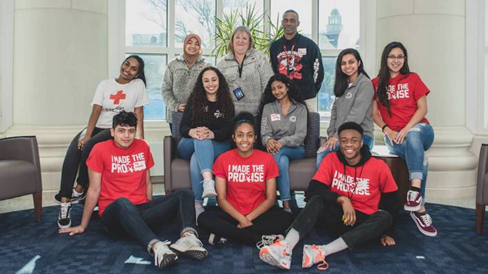 Dallas County Promise, launched by The Commit Partnership, is a coalition created to ease the burden of attending college through financial aid grants. The program also pairs students with success coaches.