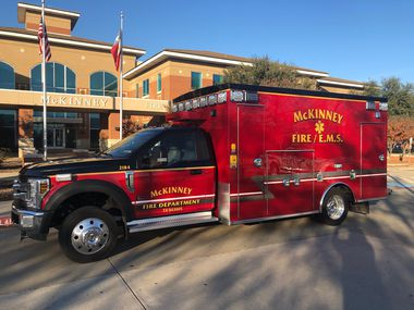 The McKinney Fire Department has overseen the distribution of vaccines at McKinney ISD Stadium since Dec. 23.