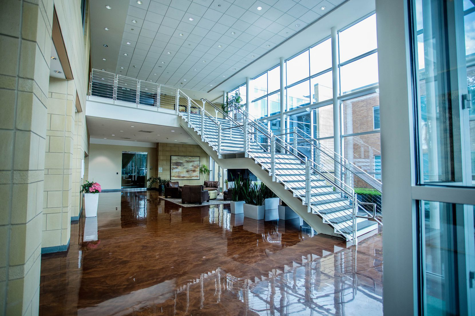 The company plans to grow its North Texas office to about 100 people at 16301 Quorum Drive in Addison.