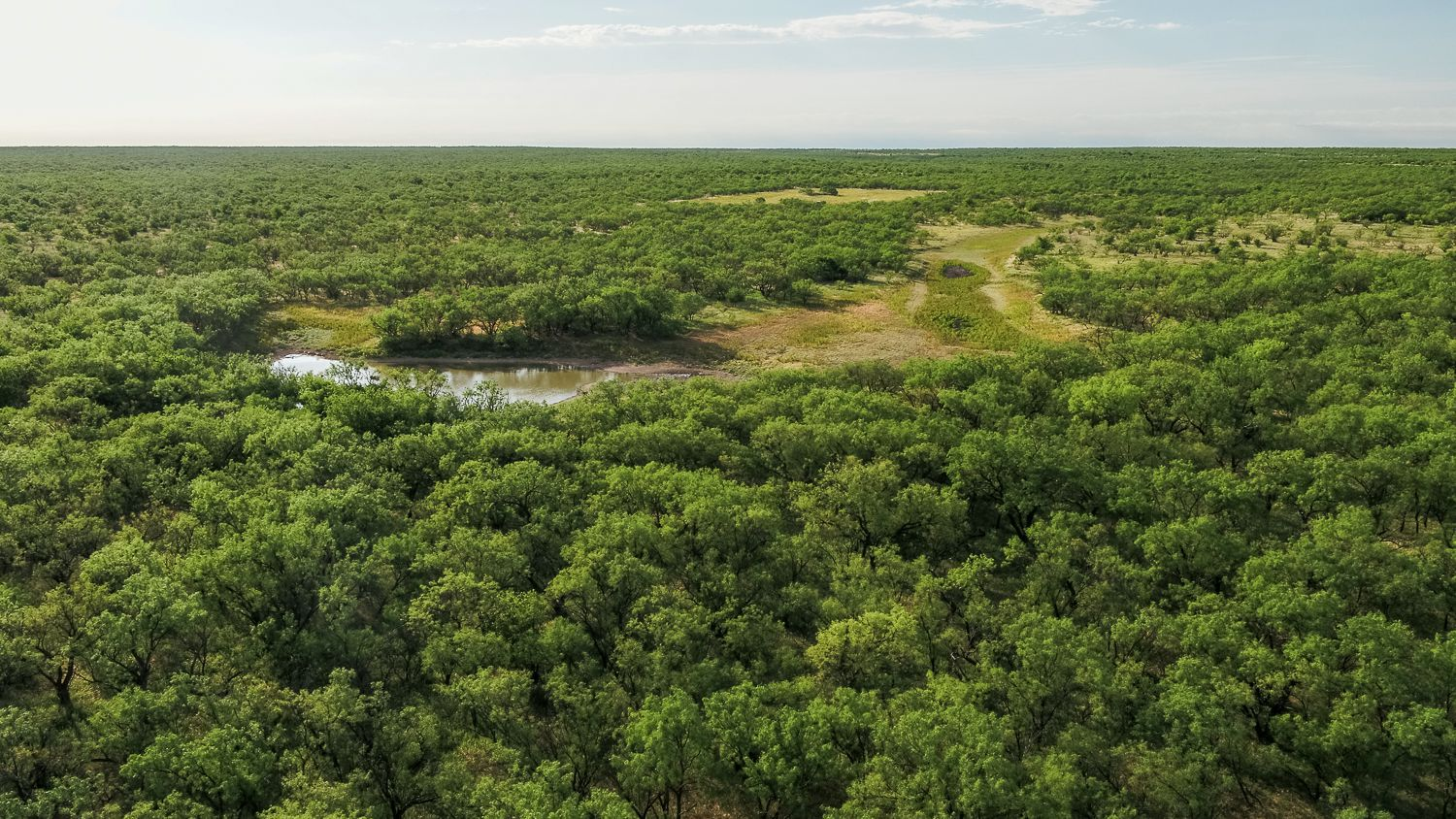 The Comanche Crest Ranch is two hours west of Fort Worth.