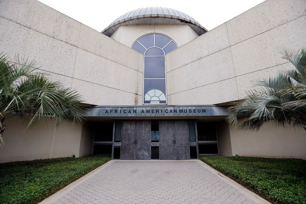 The African American Museum was born in a small room in the library at the long-closed Bishop College. For the last quarter-century, it has been a fixture at Dallas' Fair Park.