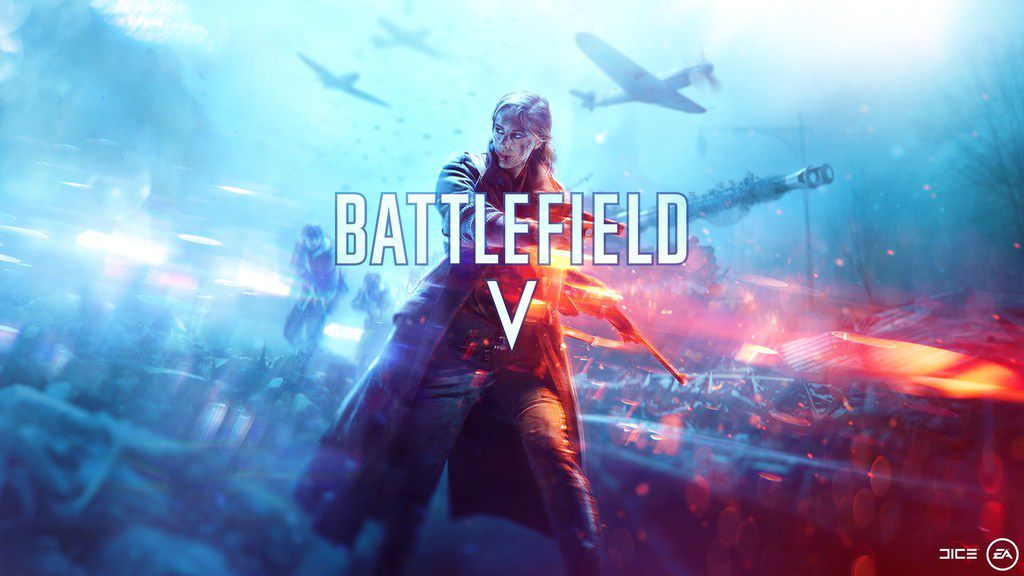 """Art for the upcoming video game """"Battlefield V,"""" published by Electronic Arts."""