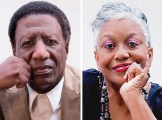 Authors Wade Hudson and Cheryl Willis Hudson