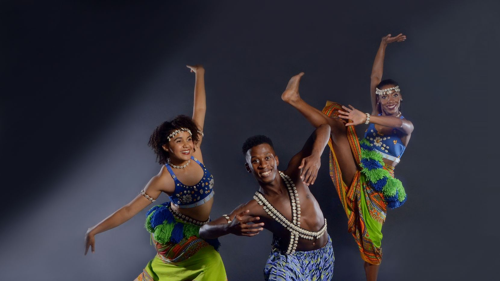 Dallas Black Dance Theatre hosts DanceAfrica performances and family festival every fall. (Photo by Brian Guilliaux)