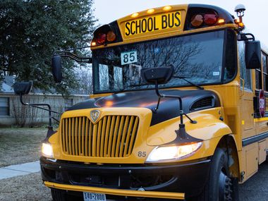 Mesquite ISD school zone flashers are back on for part of the summer during special school hours.