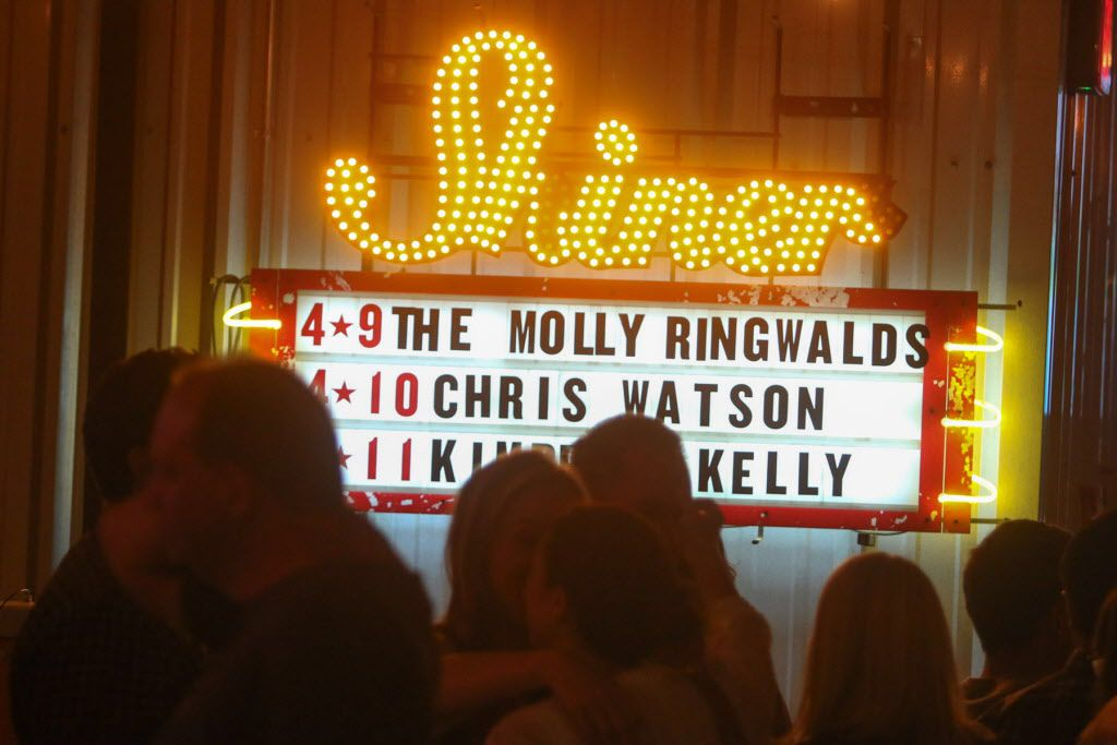 The Molly Ringwalds were the headliners at     the #TBT to the '80s party on Thursday at the Rustic.