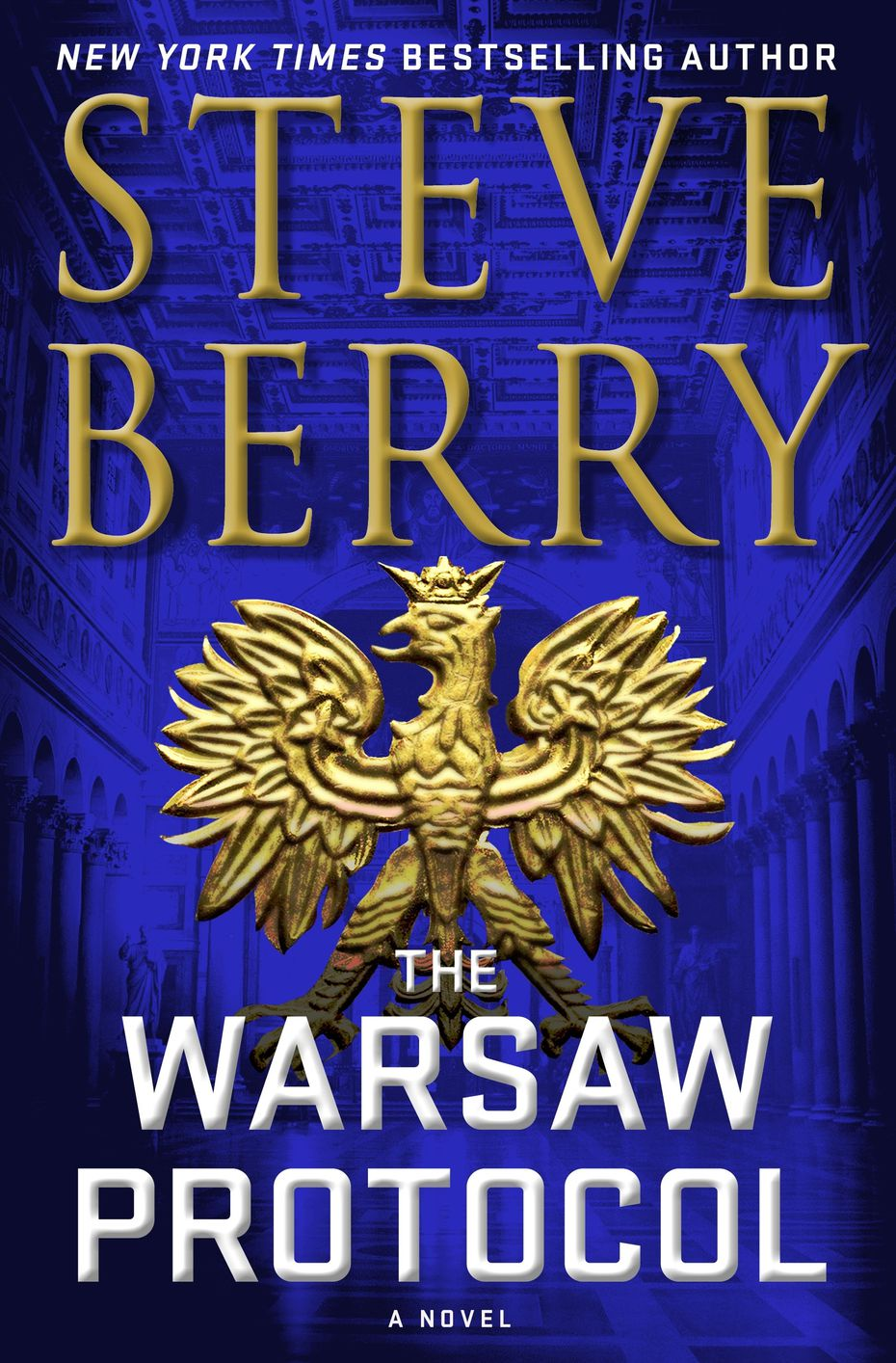 """In """"The Warsaw Protocol,"""" elements of classic spy thrillers play out on a global scale."""