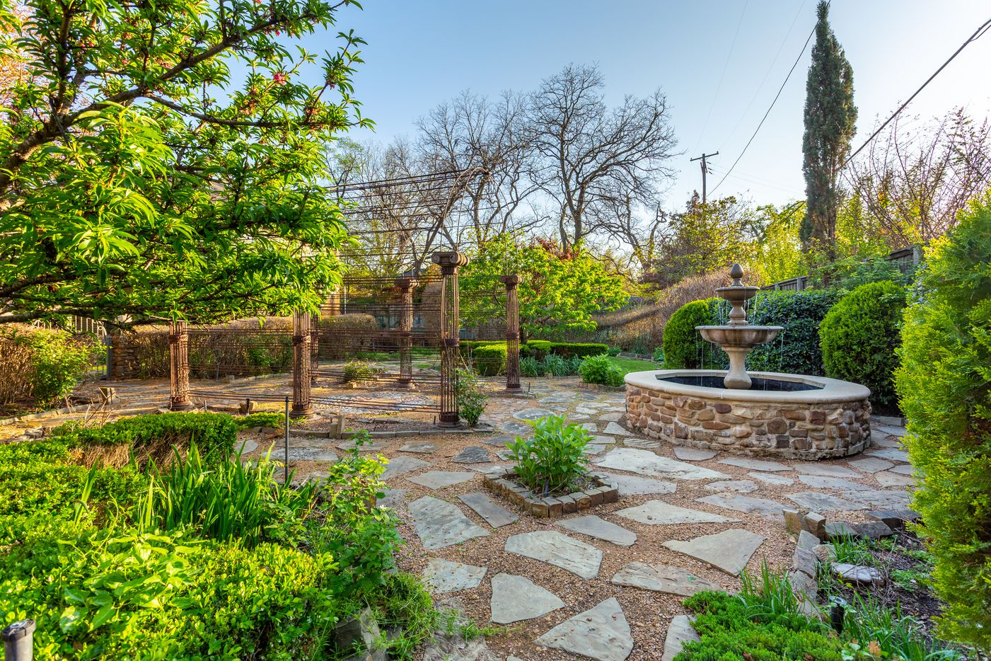Take a look at the home at 5105 Swiss Ave. in Dallas.