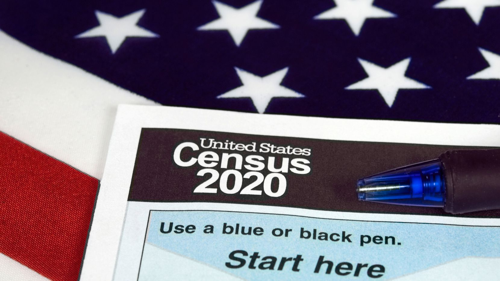 US 2020 Census (Dreamstime/TNS)