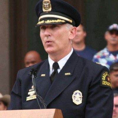 Assistant Chief of Police Gary Tittle is also the Dallas Police Department's legislative coordinator.