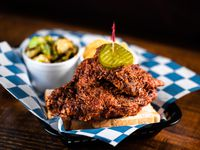 Palmer's Hot Chicken has a restaurant in Lakewood and a coming-soon restaurant in Preston Hollow.