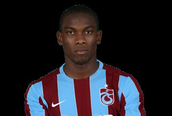 Fabián Castillo juega con el Trabzonspor de Turquía.(CORTESIA)