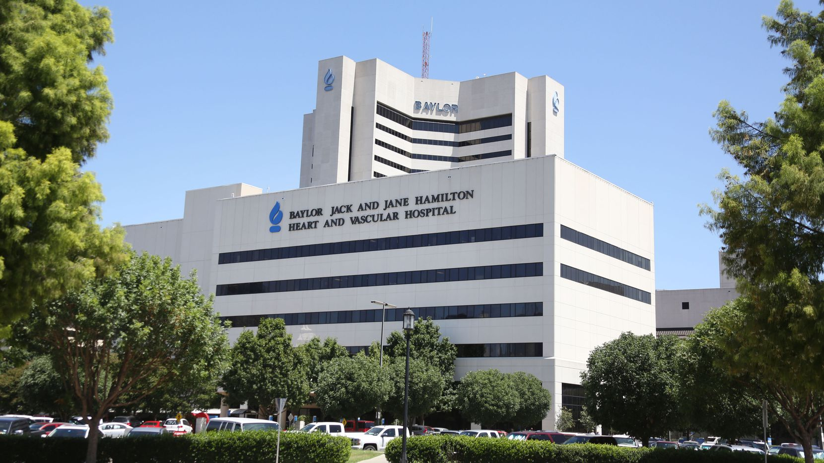 Baylor Scott & White is planning a large office complex on Elm Street near its Dallas hospital.