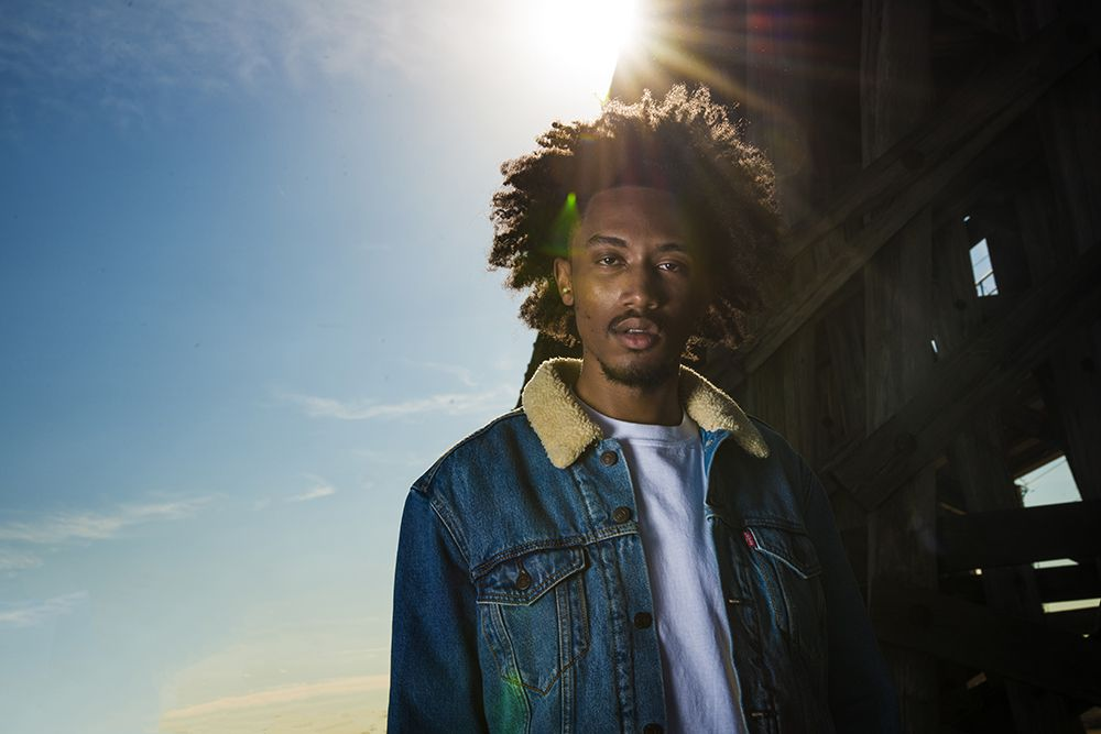Rapper Bobby Sessions released his latest album 'Grateful' in Deep Ellum recently.