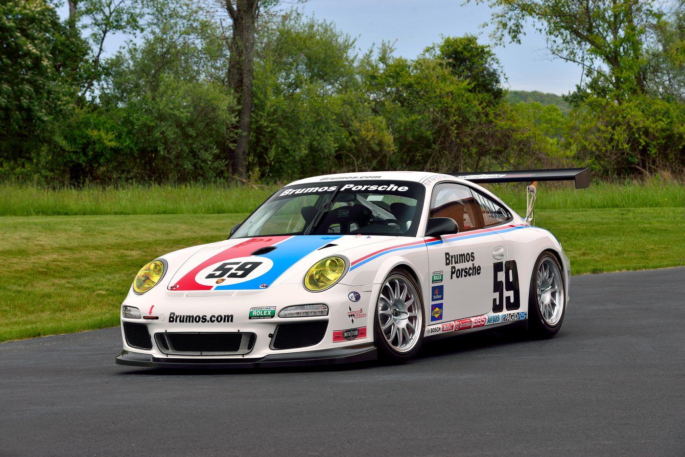 Lot S150 2012 Porsche 911 GT3 Cup 4.0 (Mecum)