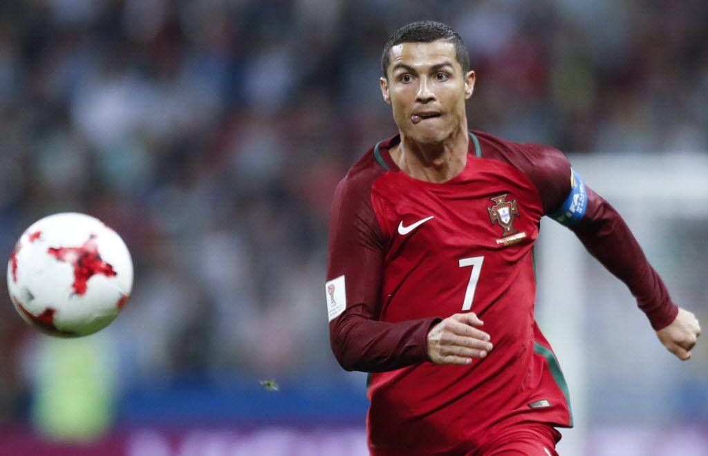 Cristiano Ronaldo confirmó que se convertirá en padre por cuarta ocasión./AP