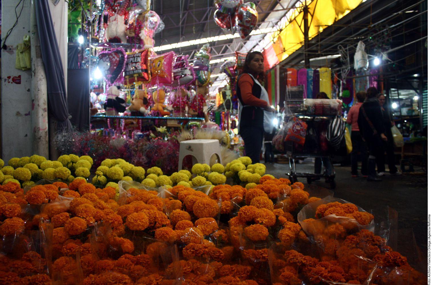 Flor de cempasúchil/AGENCIA REFORMA