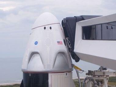 SpaceX lanzará la primera misión tripulada por humanos desde el 2011 en Cabo Cañaveral.