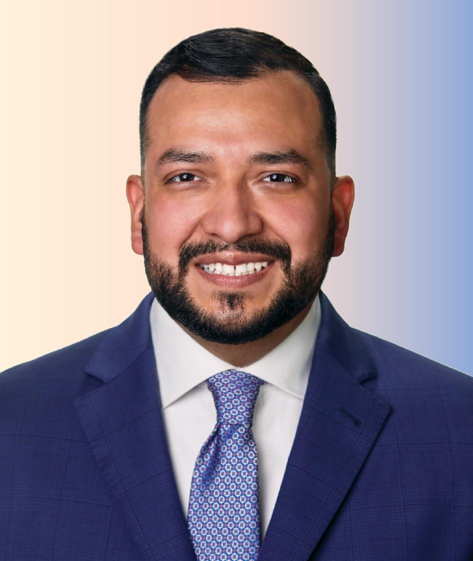 Jesse Moreno, Dallas City Council District 2 candidate. (Photo by Doug Davis)