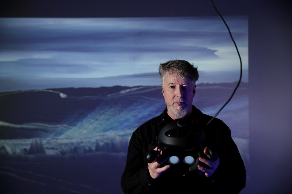 David Stout is a composer, visual artist and teacher working with emerging technologies at the University of North Texas