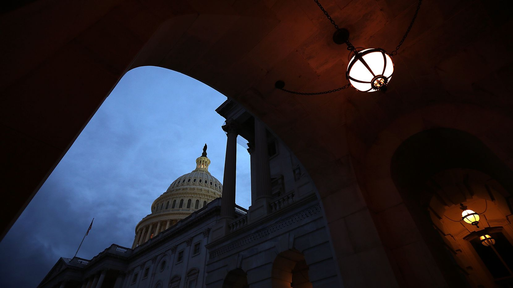 Congress remains gridlocked over how to provide Americans additional relief related to the coronavirus pandemic. (Photo by Win McNamee/Getty Images)