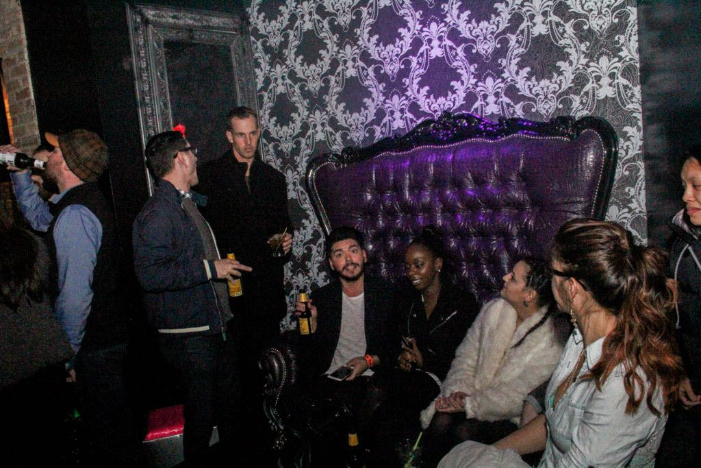 Punk Society in Deep Ellum on Jan 16, 2016