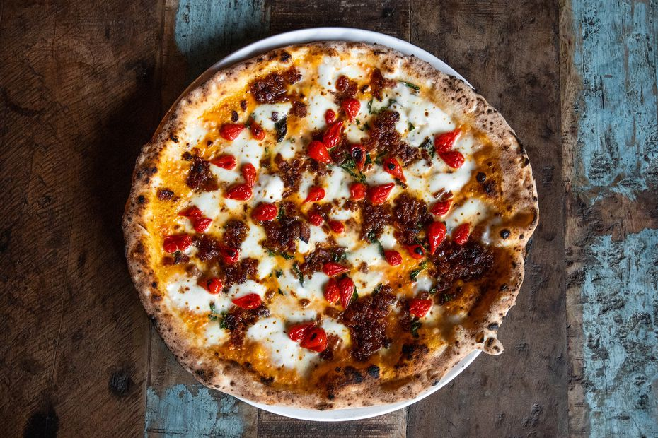 During a watch party for the premiere of 'Triple D Nation' on Food Network, all Cane Rosso restaurants will do a $10 special on the Billy Ray Valentine pizza.