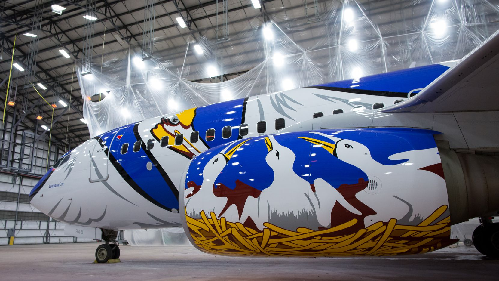 Southwest Airlines: Introducing Louisiana One