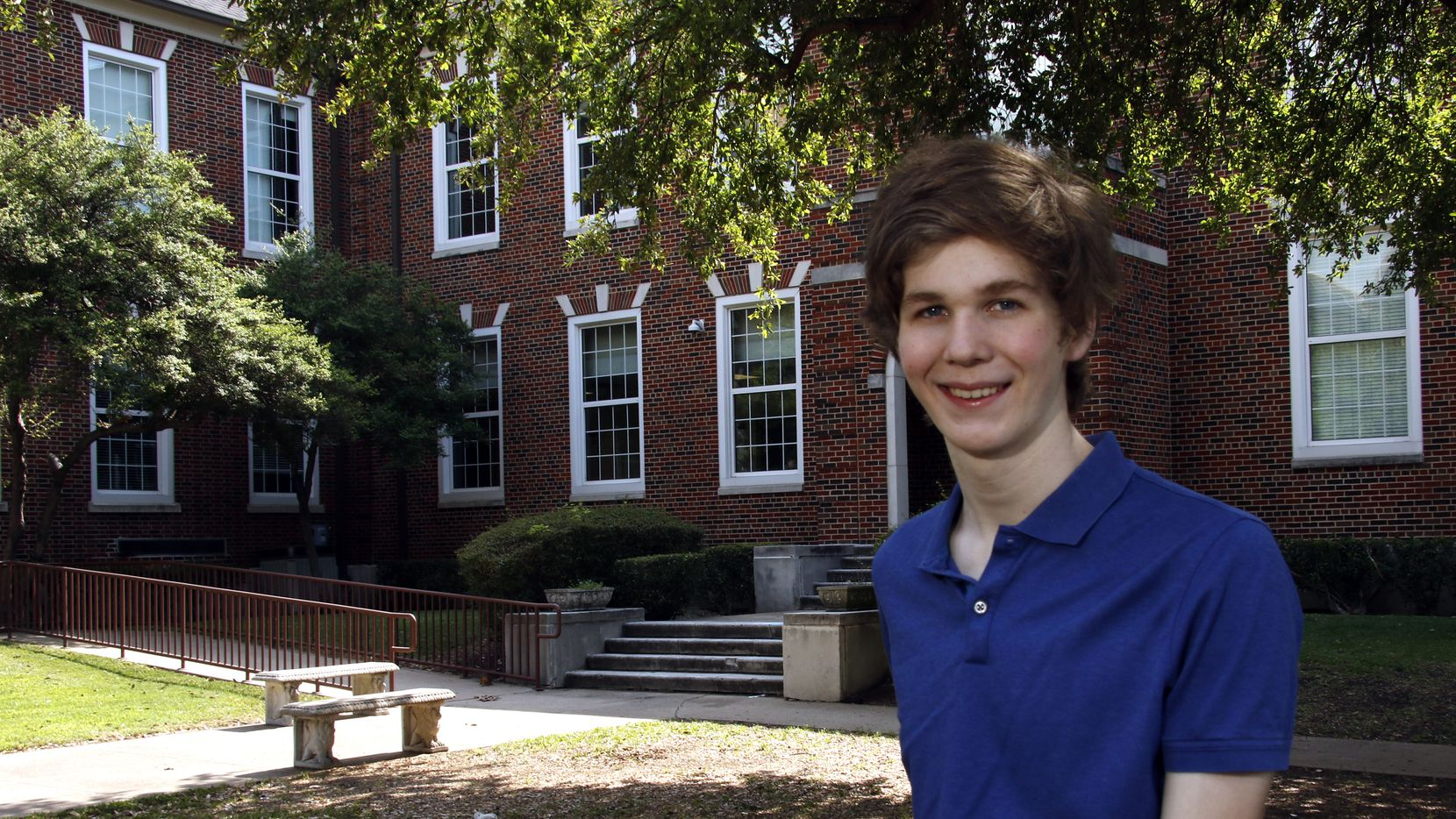 Matt McCall, a 2020 graduate of Highland Park High School, suffered a stroke when he was junior. Luckily, the athlete and Eagle Scout new the symptoms and got to a hospital. He's headed to Emory University in Atlanta in the fall.