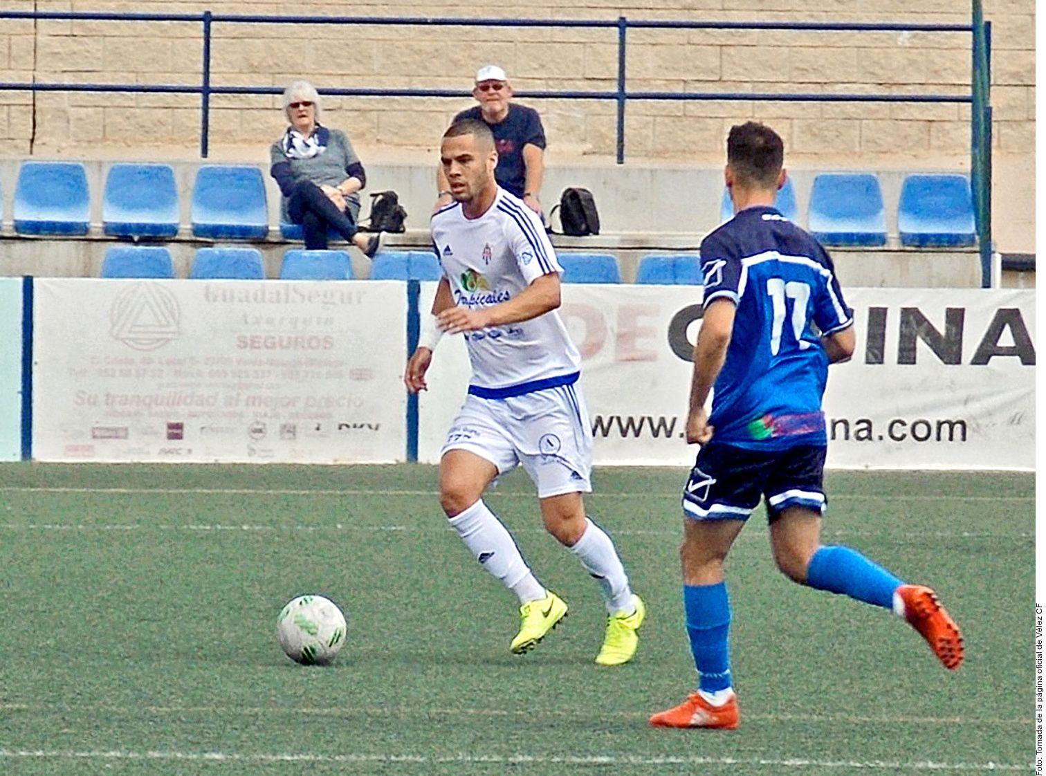 Jesús Mosquera, en sus tiempos de futbolista.