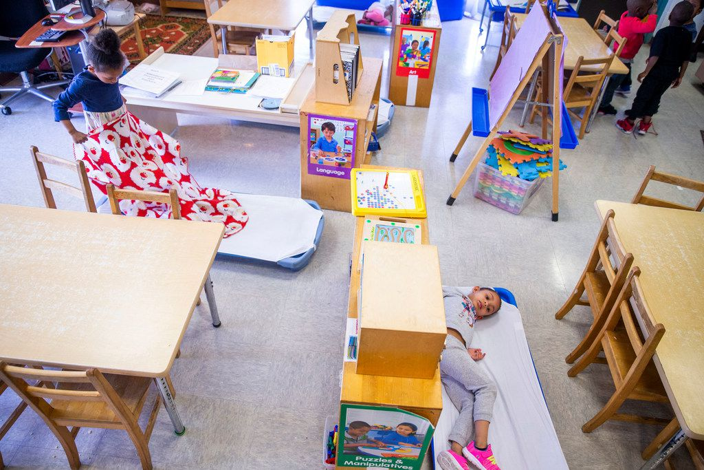 The ChildCareGroup focuses on early childhood  teacher training and operates six nationally accredited childcare centers in low-income neighborhoods in Dallas. One of those is the  Martin Luther King, Jr Center in South Dallas.