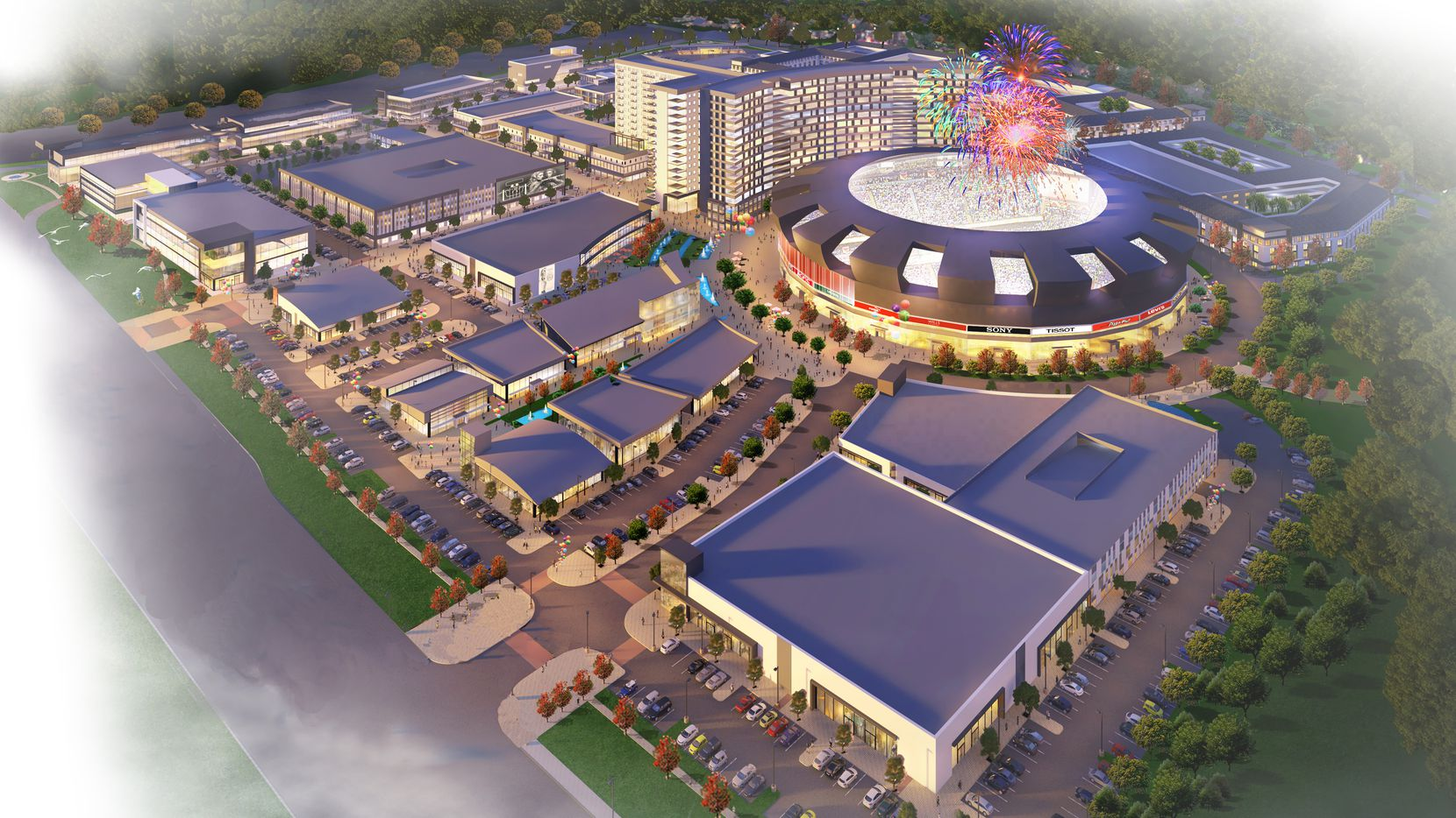 A 15,000-seat cricket stadium planned for Allen could be the first of 8 U.S. cricket venues.