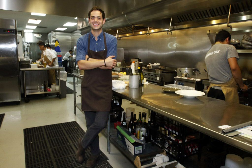Chef Julian Barsotti operates Italian eateries Nonna and Carbone's, as well as the recently opened Sprezza, all in Dallas. (2015 File Photo/Special Contributor)