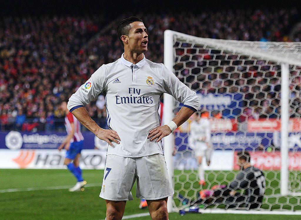 Cristiano Ronaldo acumula 4 balones de oro. Foto GETTY IMAGES