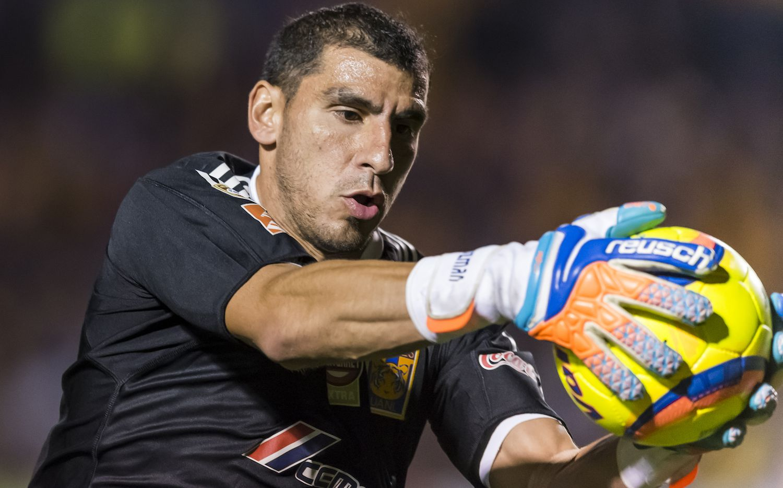 Nahuel Guzmán, de Tigres, reemplaza a Sergio Romero en la lista de 23 convocados al Mundial por Argentina. Foto Getty Images