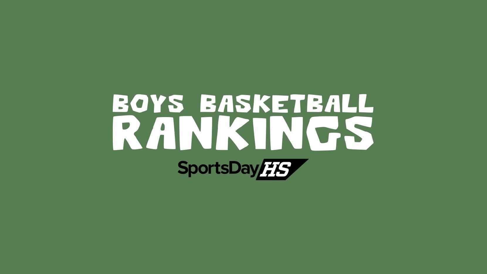 Boys basketball rankings.