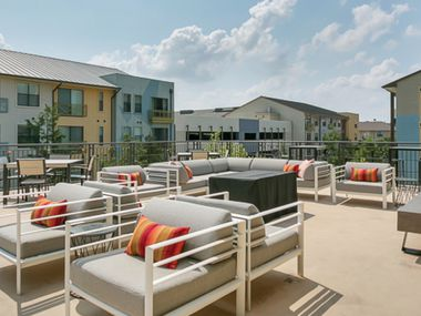 The Legacy North apartments in Plano have almost 1,700 units.