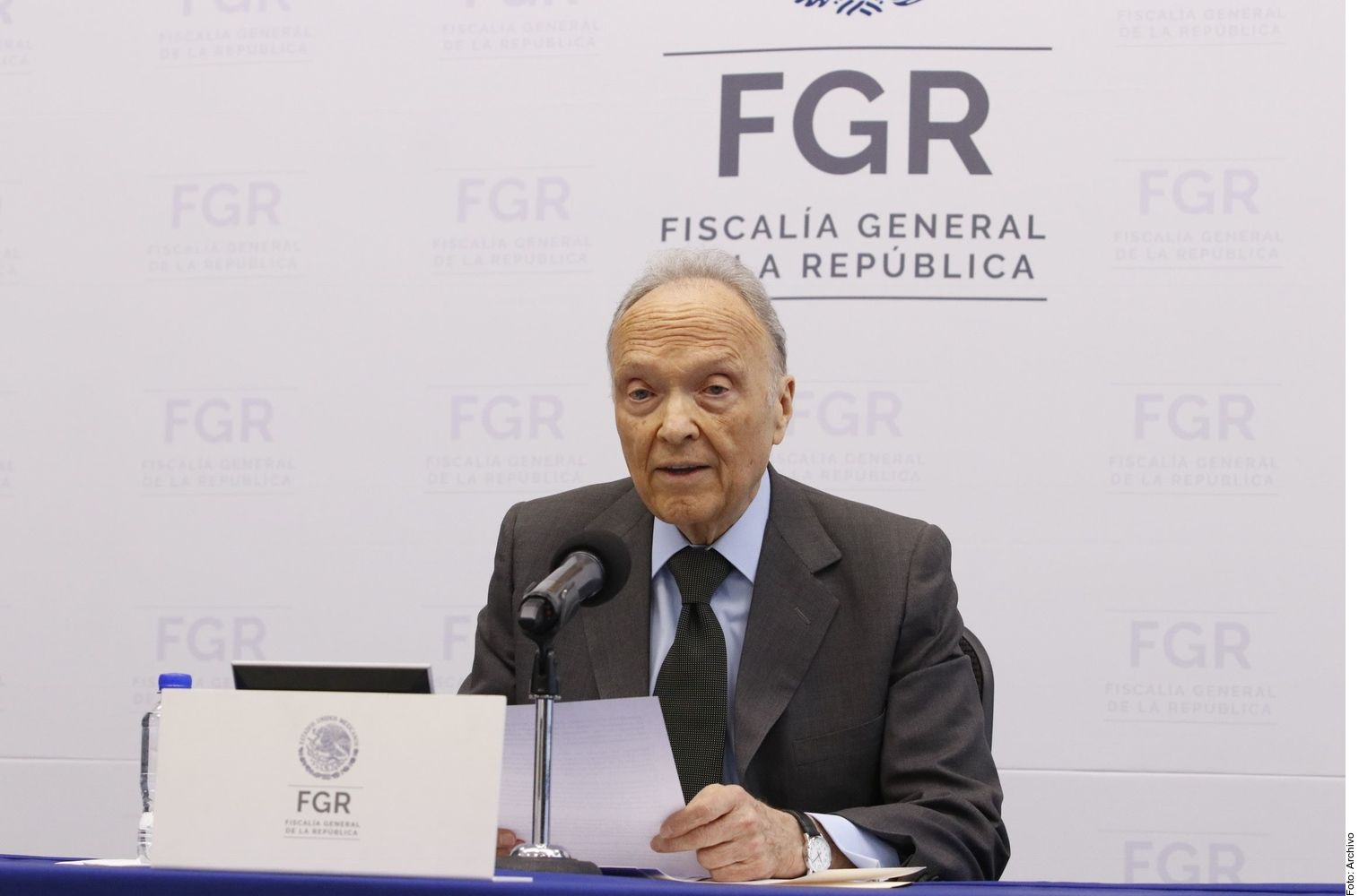 """La dependencia a cargo de Alejandro Gertz Manero señaló que ante estas inconsistencias en el fallo judicial, la FGR apeló de inmediato la libertad en favor de """"El Mochomo""""."""