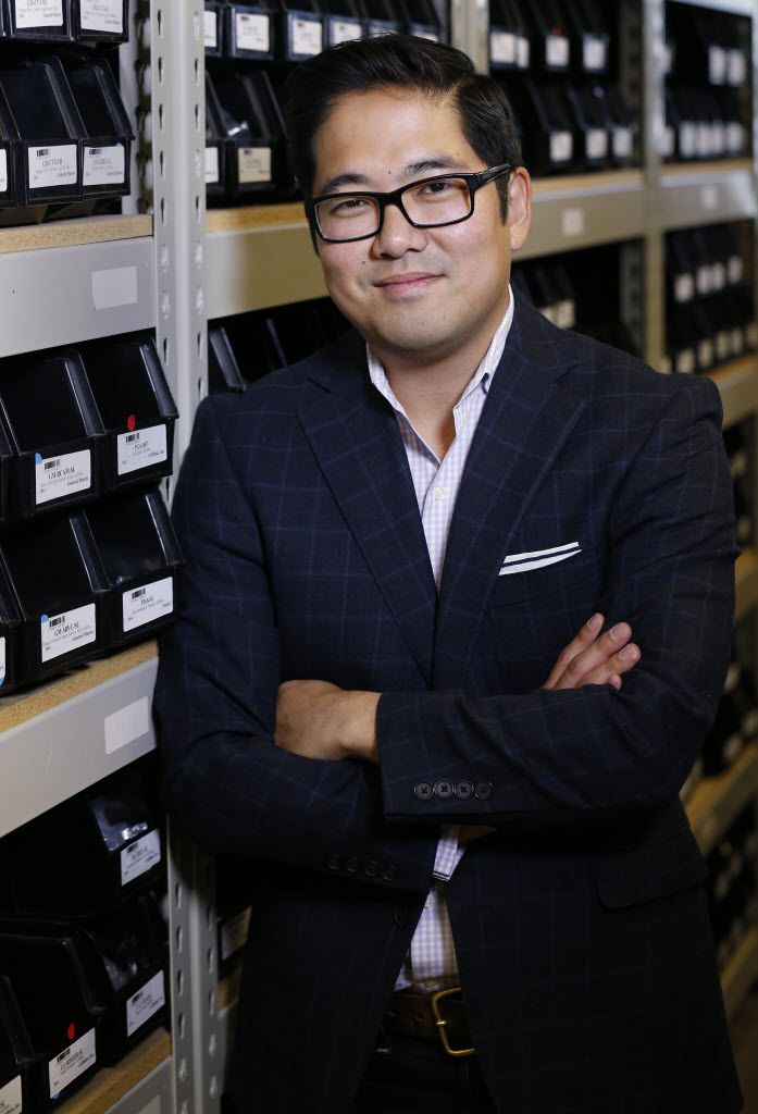 Paul Song, former president of Dallas-based Cufflinks.com, last year he co-founded Detail Provisions.