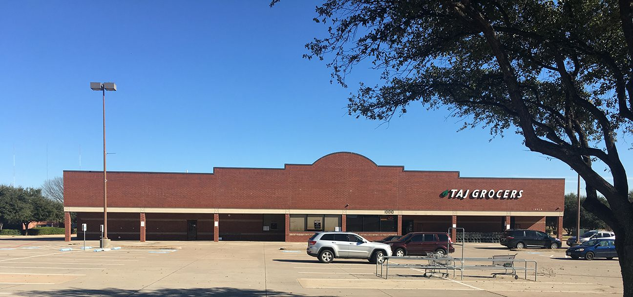 The shopping center at 10010 N. MacArthur Boulevard in Irving has sold.