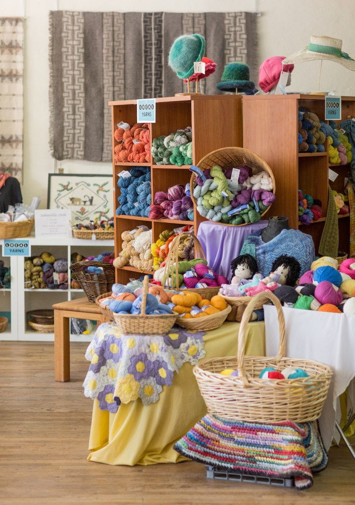 The Espanola Valley Fiber Arts Center in Espanola, N.M., caters to all kinds of fiber fans. EVFAC is sponsoring the first New Mexico Fiber Crawl in May.
