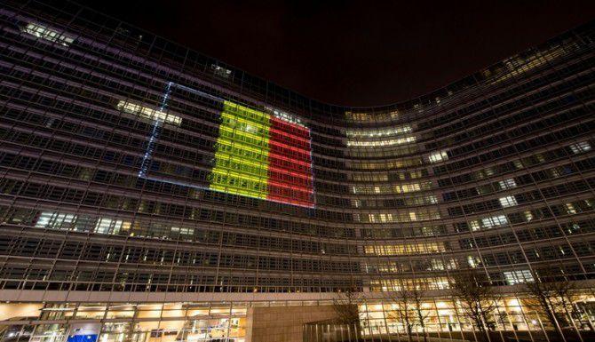 Edificio de la Unión Europea /GETTY IMAGES