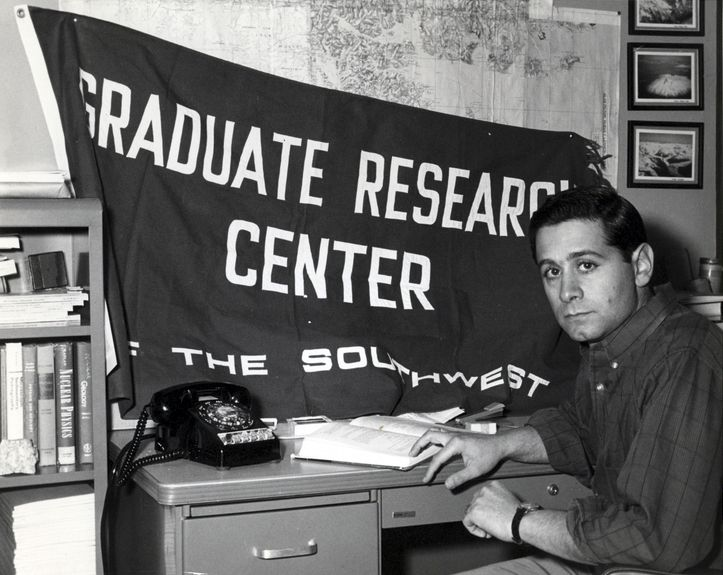 The Graduate Research Center of the Southwest was chartered by Texas Instruments co-founders Cecil H. Green, J. Erik Jonsson and Eugene McDermott. Lloyd V. Berkner served as the first president, and the center was originally housed on the campus of Southern Methodist University.